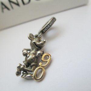 Pandora Disney Mickey Mouse 90th Anniversary Charm